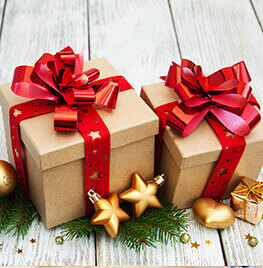 Christmas Gifts and Presents