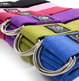 Yoga Straps and Belts