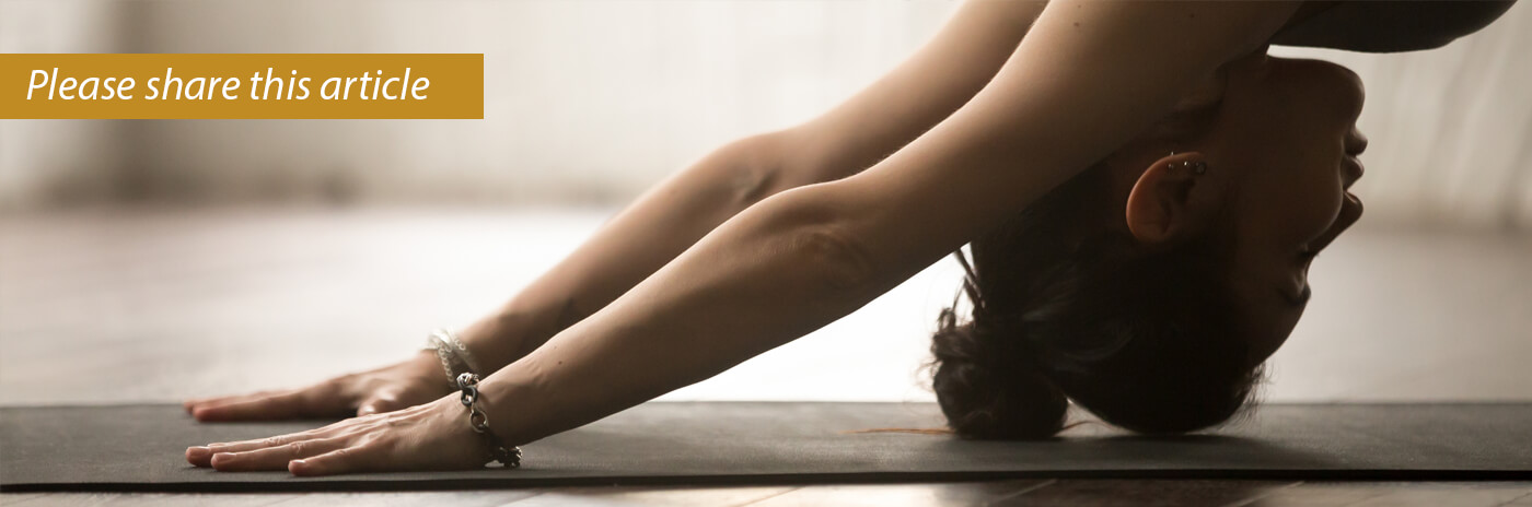 Yoga with scoliosis and back pain