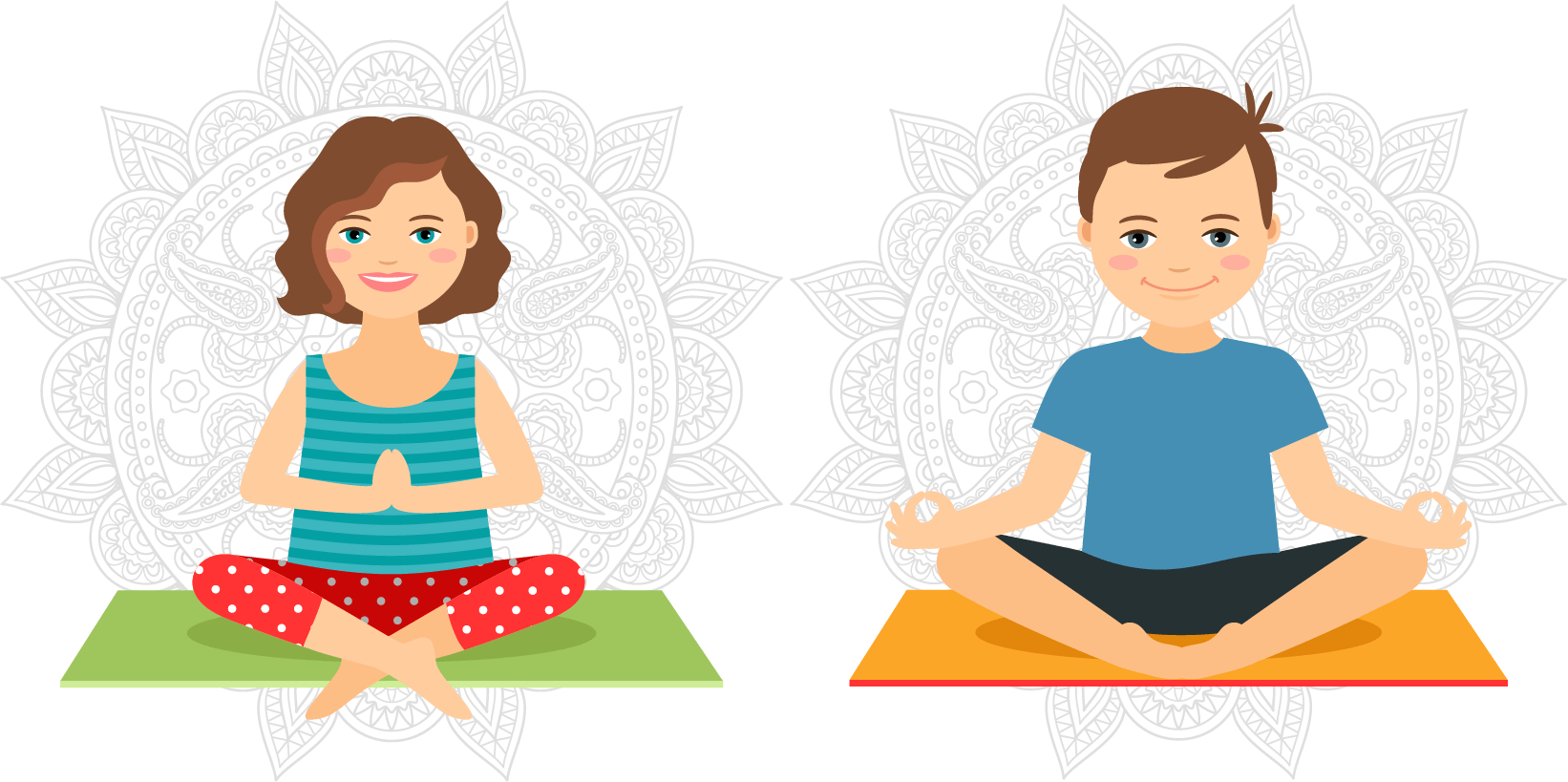Yoga for children and teenagers