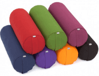 Yoga Bolster | Kapok | Box of 4