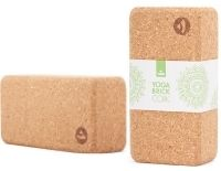 Natural Cork Yoga Brick