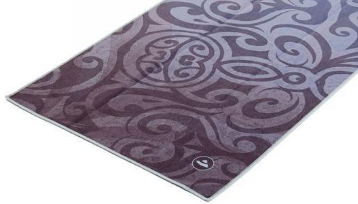 Bodhi Anti Slip Yoga Towel | Maori Magic #2