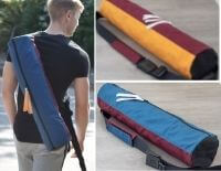 Sun Salutation Street Yoga Mat Bag