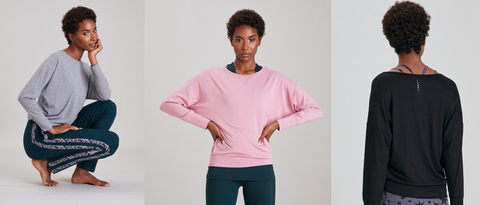 Long Sleeve Batwing | Asquith