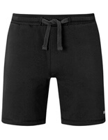 Bamboo Yoga Shorts for men | Black | BAM