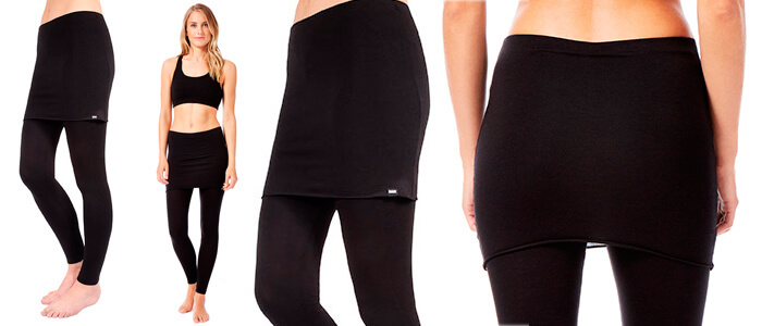 BAM | Bamboo Skirt Leggings