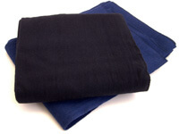 Deluxe Extra Large Wool Meditation Blanket / Yoga Blanket