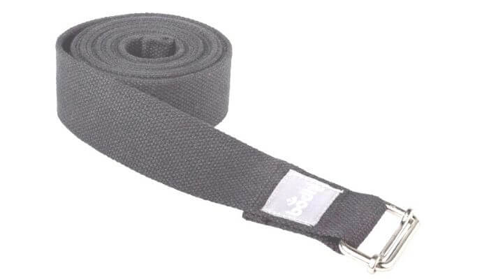 Asana Yoga Belt | Strap with Metal Sliding Buckle #12