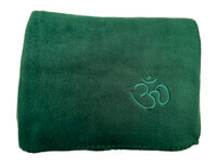 Asana Yoga & Relaxation Blanket in Fresh Apple Green