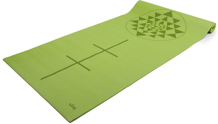 Yoga Mat Sticky Yoga Mat Leela Range Yoga Bliss