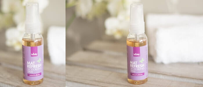 Yoga Mat Refresh Deodorizing Spray