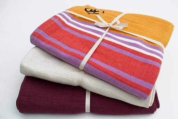 Yoga And Relaxation Blanket Om Embroidery Yoga Bliss