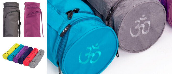 Asana Yoga Mat Bag with OM embroidery
