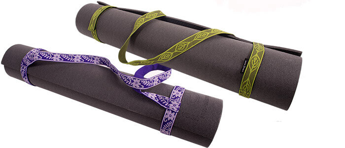 6b95eaf5561 Yoga Mat Carry Strap | Fits Most Yoga Mats | Lightweight