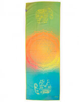 Bodhi Anti Slip Yoga Towel | Elephant Dreams