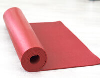 Rishikesh Yoga Mat | Burgundy | Return