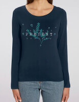 Collect Present Moments Long Sleeve Organic T Shirt