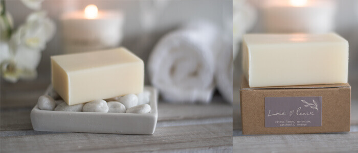 Handmade Soap | Love & Peace
