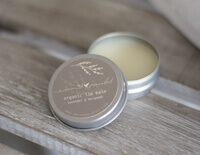 Organic Lip Balm | Lavender and Bergamot