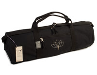 Born Peaceful Lotus Flower Yoga Mat Bag | Hold All | SECOND