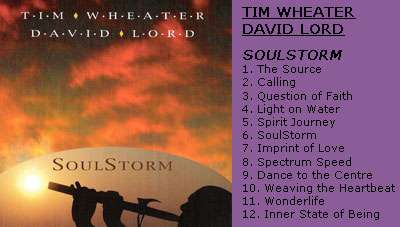 Tim Wheater & David Lord | Soulstorm
