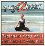 yoga2hear Instructional CD | Beginners Yoga Volume 1