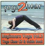 yoga2hear Instructional CD | Beginners Yoga Volume 3
