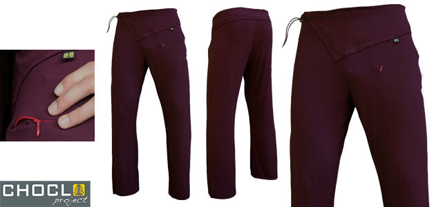 Bamboo Calma Men's Yoga Pants - Choclo Project