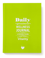 Daily Greatness Wellness Journal