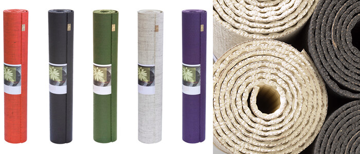 EcoYoga Fern Green Yoga Mat