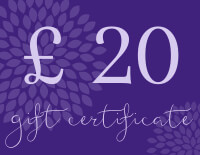 Yoga Bliss Gift Certificates Tokens and Vouchers | £20