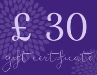 Yoga Bliss Gift Certificates Tokens and Vouchers | £30