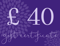 Yoga Bliss Gift Certificates Tokens and Vouchers | £40