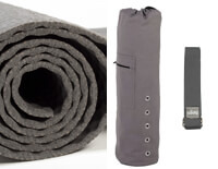 Charcoal ecoYoga Kit
