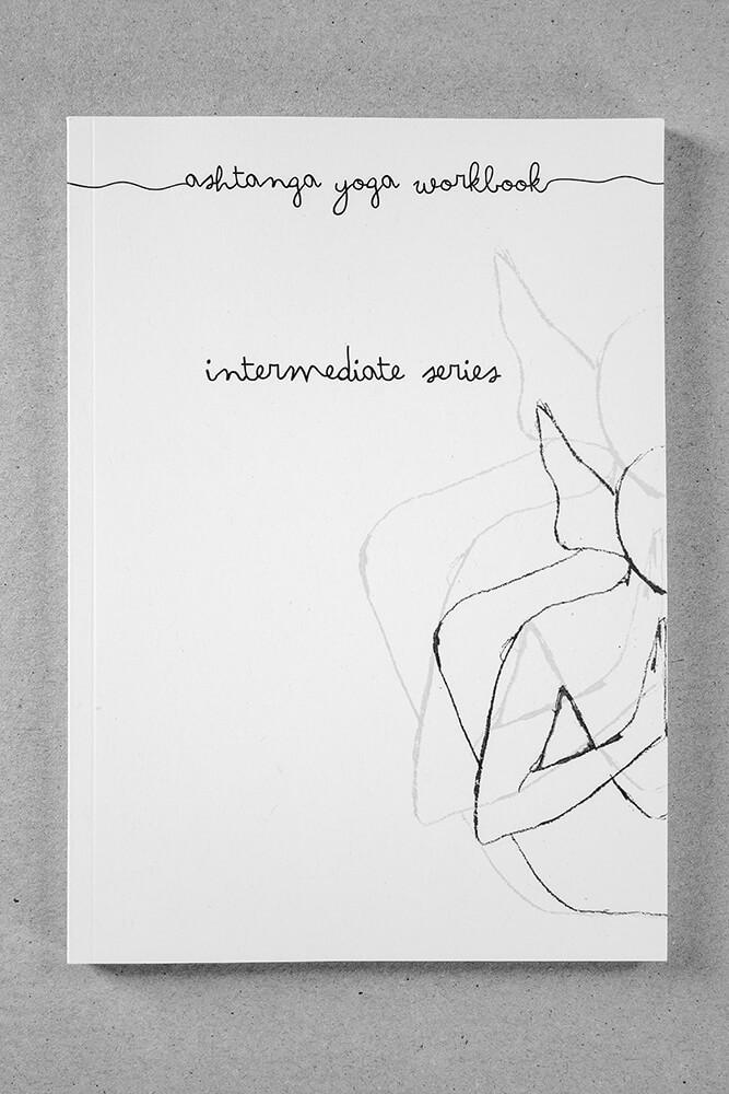Ashtanga Yoga Workbook Intermediate Series Price GBP1100