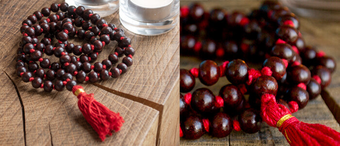 Red Sandalwood | Rosewood | Mala
