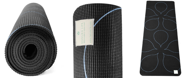 Beginner S Yoga Mat Manuka Life Latex Free
