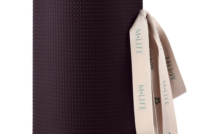 MLife Eco Luxury Yoga Mat #5