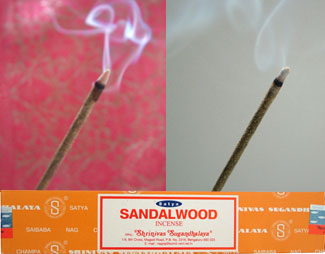 Nag Champa Sandalwood Incense 15g box