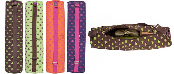 Yoga Mat Bag | Om Padma