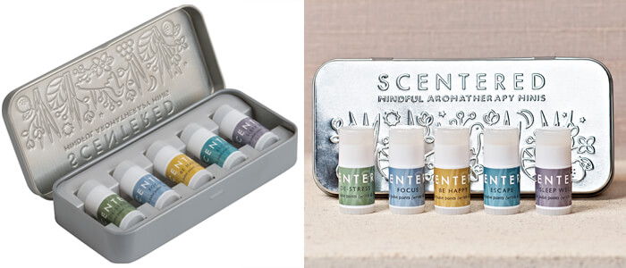 Scentered Mindful Aromatherapy Minis Tin