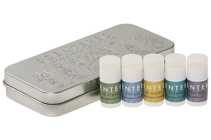 Scentered Mindful Aromatherapy Minis Tin #3
