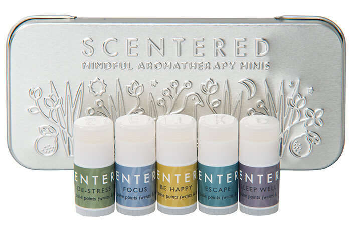 Scentered Mindful Aromatherapy Minis Tin #4