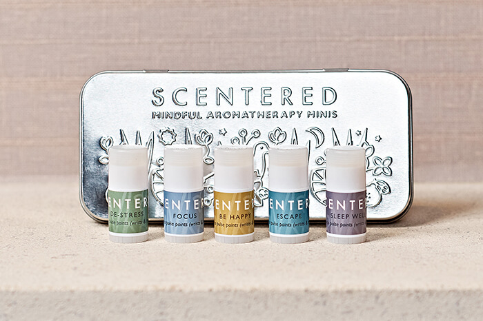 Scentered Mindful Aromatherapy Minis Tin #5