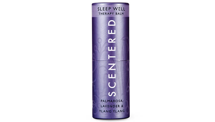 Scentered Sleep Well Therapy Balm #4