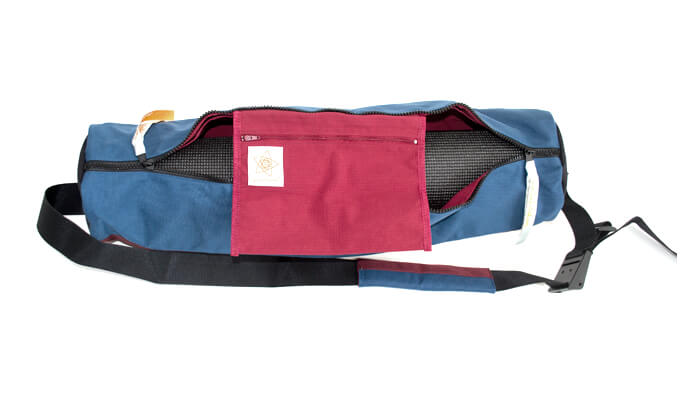 Sun Salutation Street Yoga Mat Bag #6