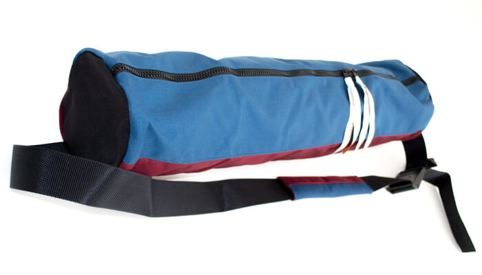 Sun Salutation Street Yoga Mat Bag #9