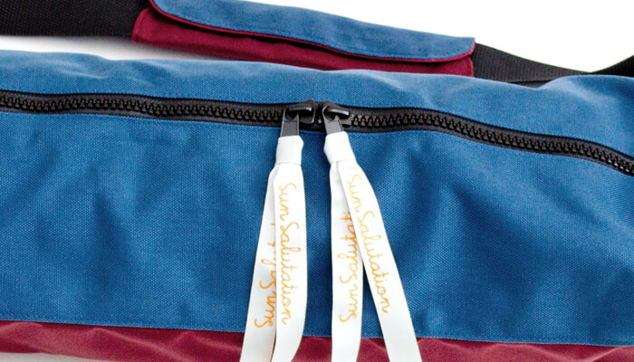 Sun Salutation Street Yoga Mat Bag #10