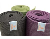 Sun Salutation Yoga Pilates Mat